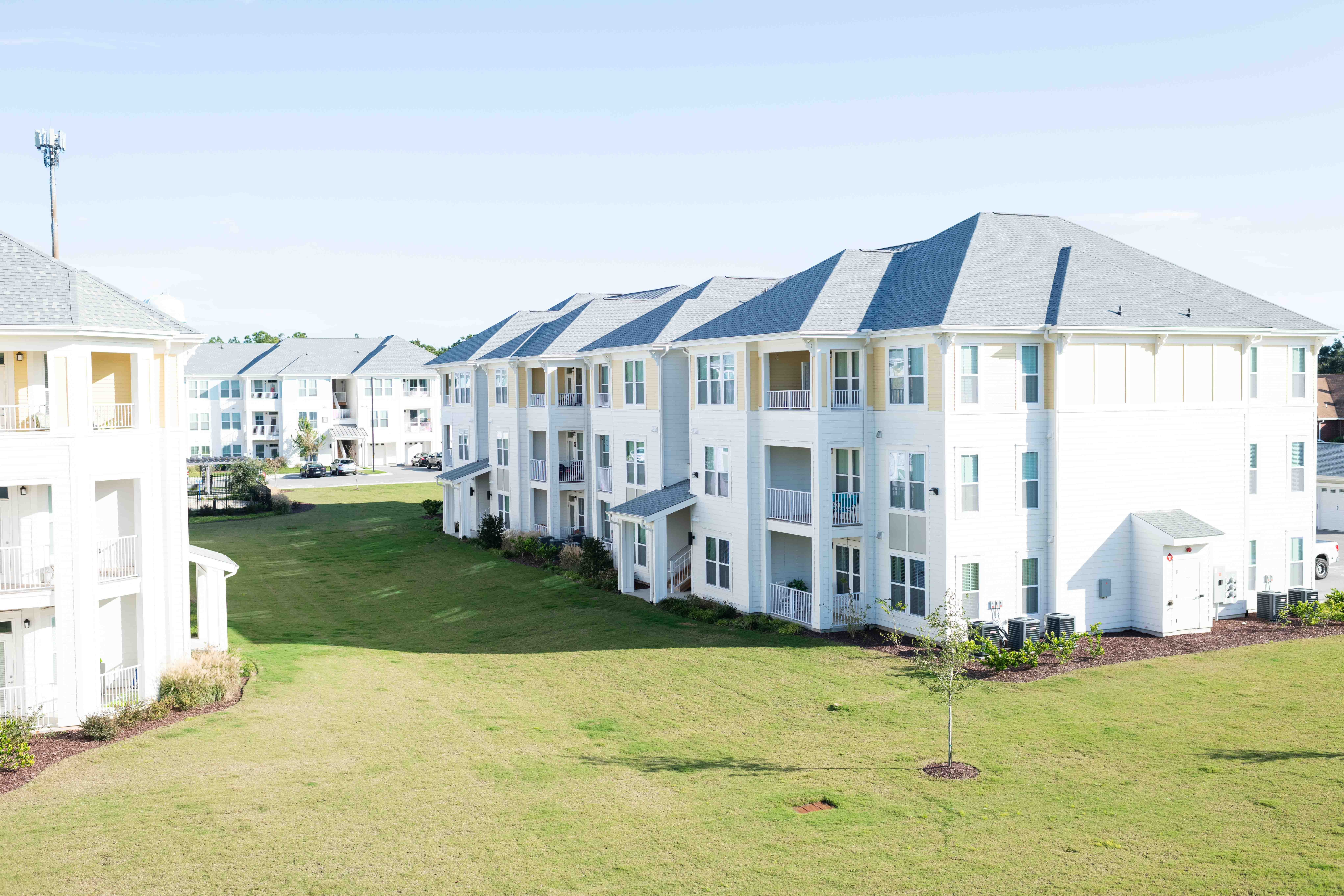 Preserve apartments in Morehead City exterior view
