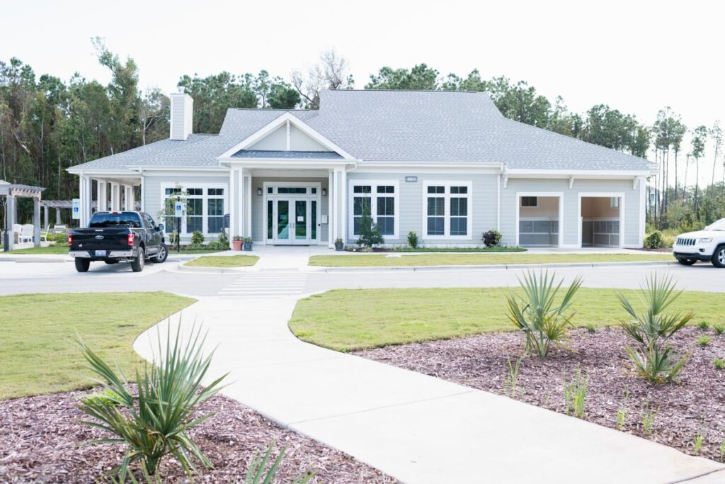Preserve apartments in Morehead City leasing office